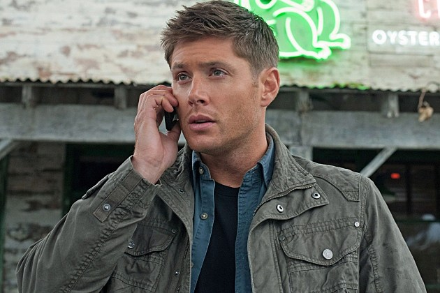 Supernatural Season 8 Citizen Fang Photos