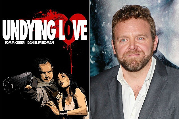 undying love, Joe Carnahan