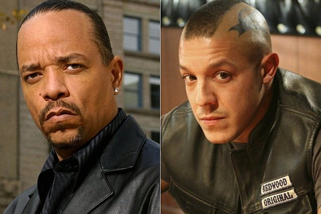 Sons of Anarchy Theo Rossi Law Order SVU