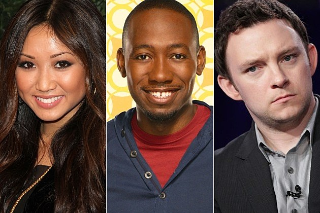 New Girl Season 2 Brenda Song Nate Corddry