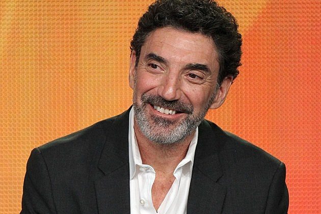 Chuck Lorre CBS Sitcom Mom Two and a Half Men