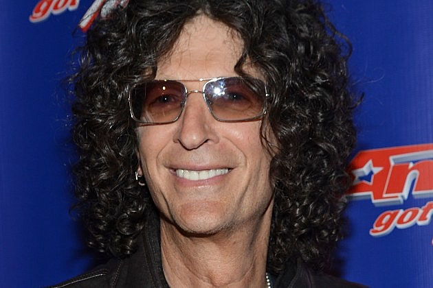 Howard Stern Americas Got Talent Season 8