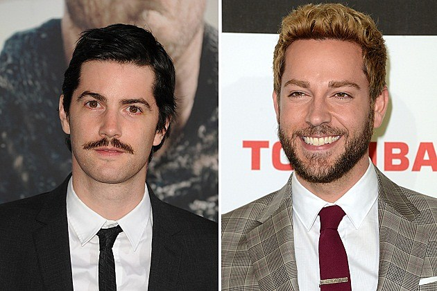 Jim Sturgess, Zachary Levi