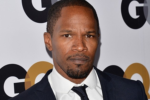 Jamie Foxx TNT Hit
