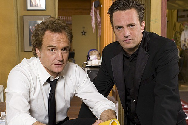 Go On Bradley Whitford Matthew Perry Studio 60