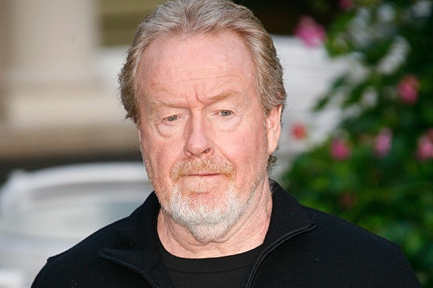 Showtime Ridley Scott The Vatican