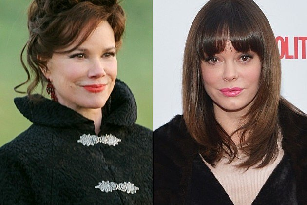 Once Upon A Time Season 2 Rose McGowan Cora