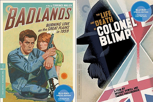 Badlands, The Life and Death of Colonel Blimp