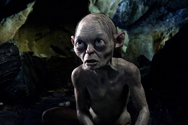 Hobbit TV Spot Gollum