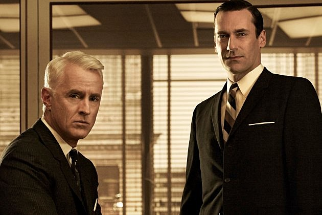 Mad Men Season 5 Jon Hamm John Slattery Directing