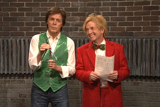 SNL McCartney and Martin Short