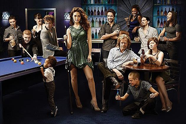 Shameless Season 3 Behind the Scenes