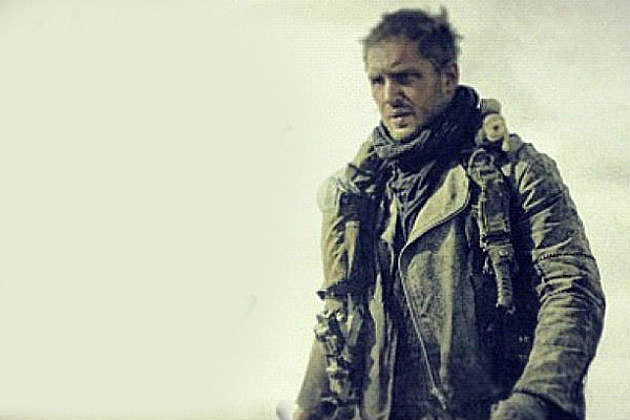 Tom Hardy Mad Max: Fury Road