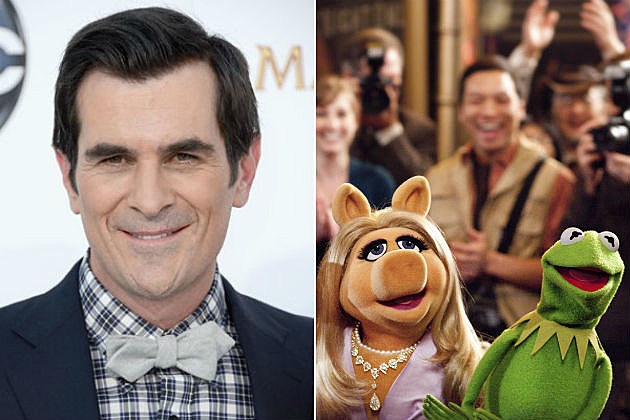 Ty Burrell The Muppets 2
