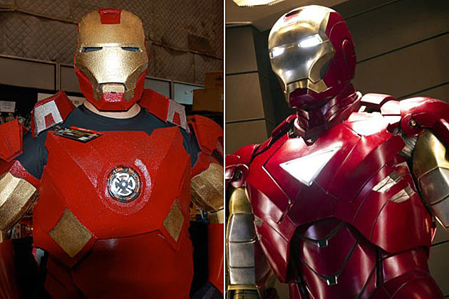 Iron Man cosplay