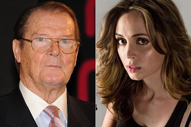 The Saint Eliza Dushku Roger Moore