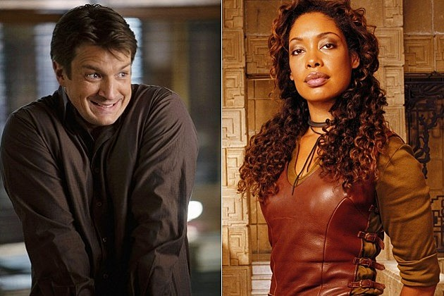 Castle Season 5 Gina Torres Firefly
