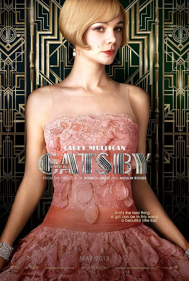 The Great Gatsby Poster Carey Mulligan