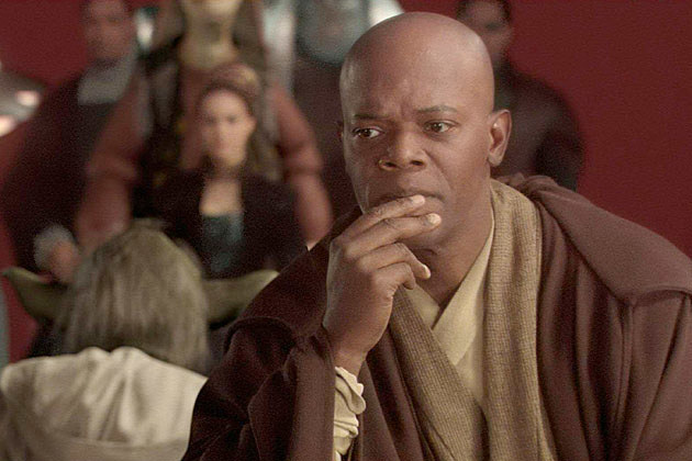 Star Wars Episode 7 Mace Windu