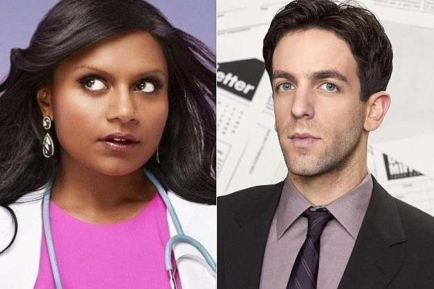The Mindy Project BJ Novak The Office
