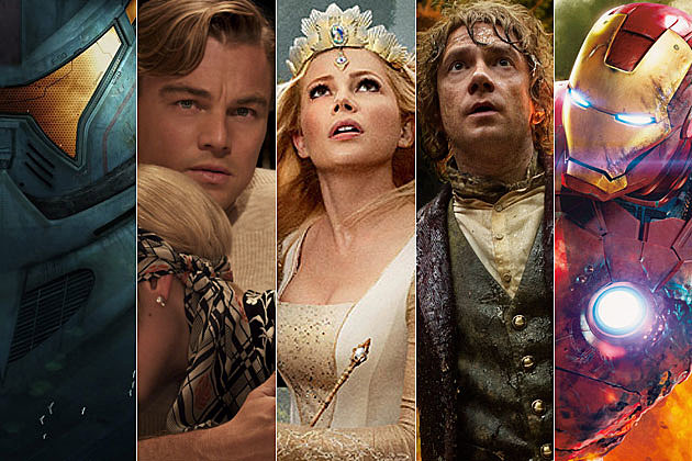 2013 New Movie Releases