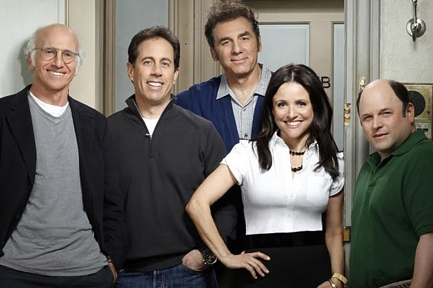 NBC Seinfeld Best Sitcom Ever