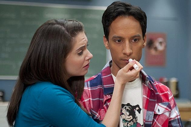 Community Season 4 Annie Abed