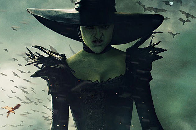 Oz Great and Powerful Wicked Witch