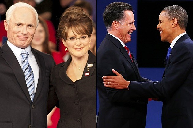 HBO Game Change Double Down Obama Romney