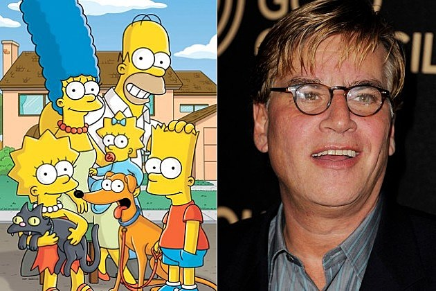 The Simpsons Aaron Sorkin