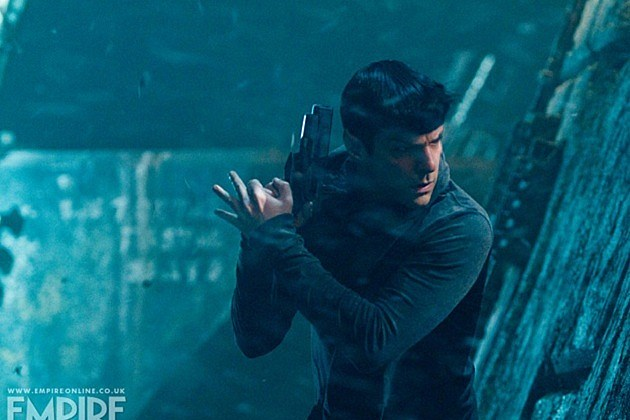 Star Trek into Darkness Zachary Quinto