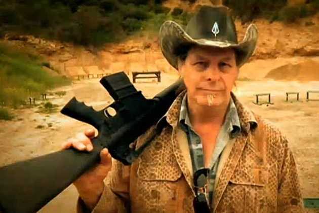 Ted Nugent Gun Country Sandy Hook