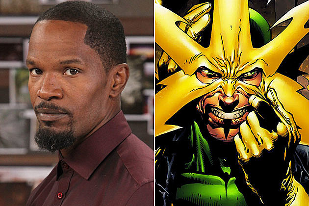 The Amazing Spider-Man Jamie Foxx Electro