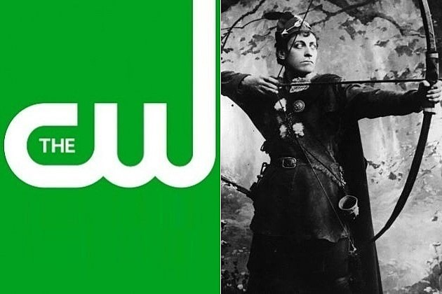 The CW Sherwood Robin Hood