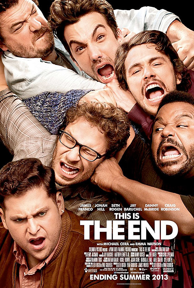 This Is the End' Trailer: Seth Rogen and James Franco Face the ...