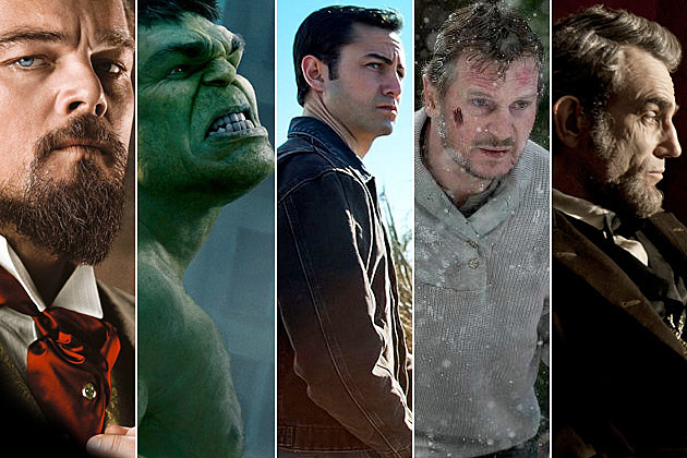 Top 20 Movies of 2012