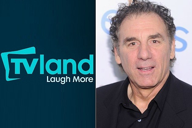 Seinfeld Michael Richards TVLand Giant Baby