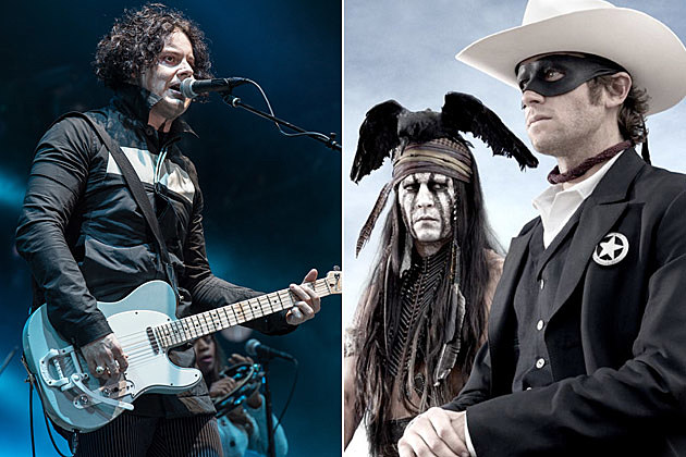 Jack White The Lone Ranger