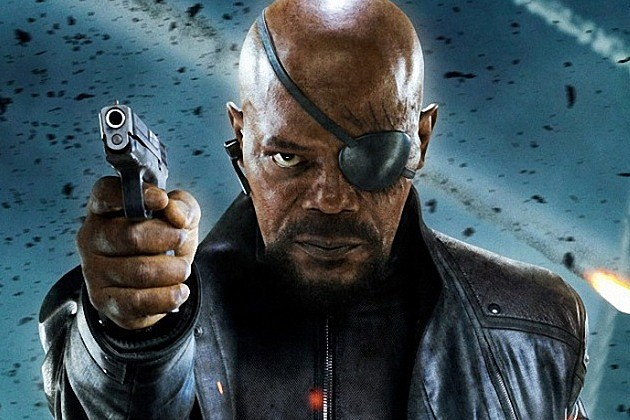 Marvel SHIELD TV Series Samuel L Jackson Nick Fury