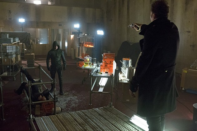 Arrow Vertigo Preview Photos The Count