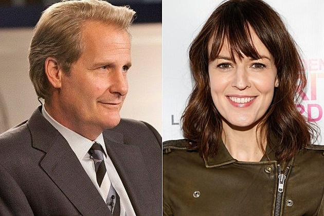 The Newsroom Season 2 Rosemarie DeWitt Out