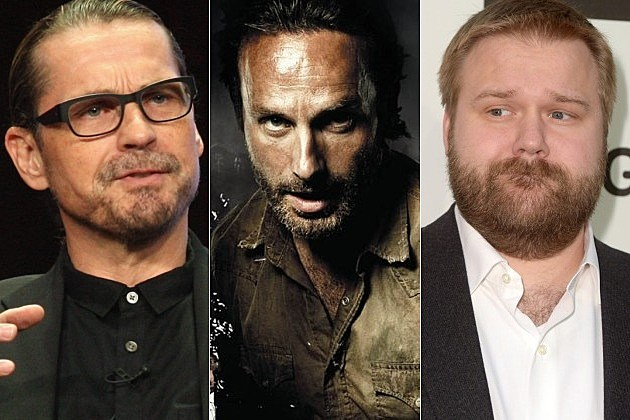 The Walking Dead Season 4 Kurt Sutter Robert Kirkman