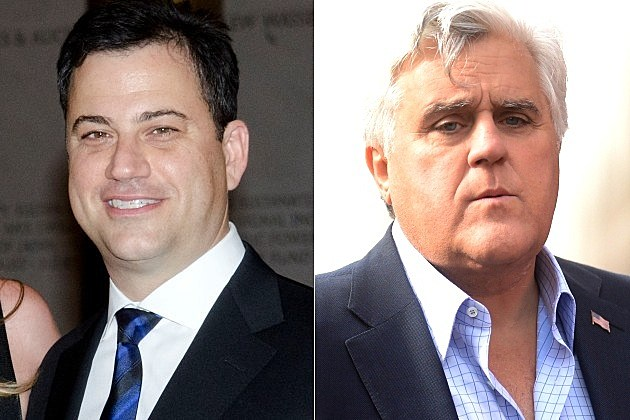 Jimmy Kimmel Jay Leno Sold Out