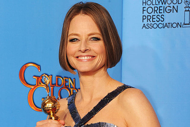 2013 Golden Globes Jodie Foster Speech