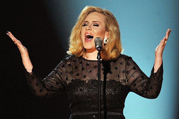 2013 Oscars Adele Skyfall performance