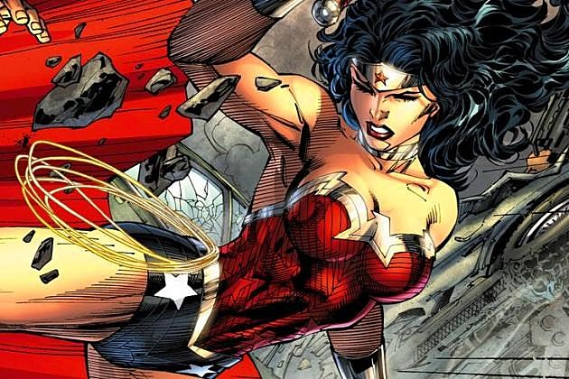 The CW Amazon Wonder Woman Update
