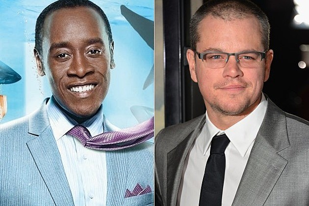 House of Lies Season 2 Matt Damon