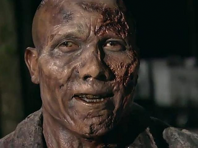 The Walking Dead Season 3 Hines Ward