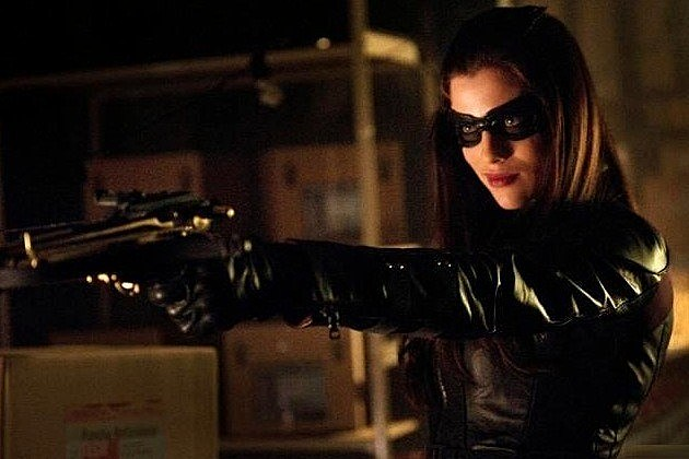 Arrow Huntress Jessica De Gouw Returns