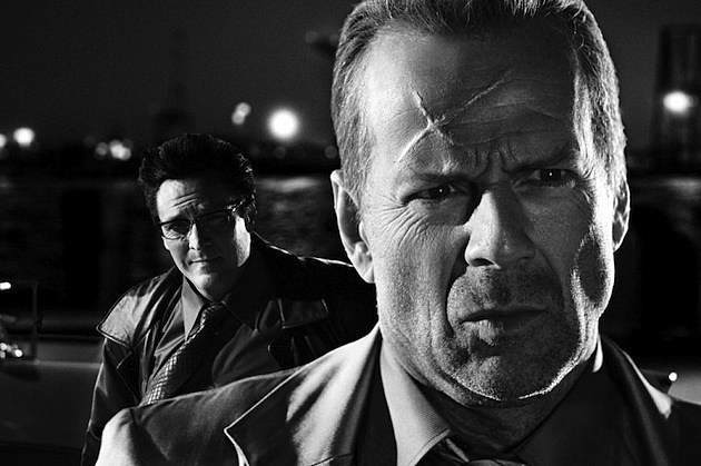 Bruce Willis Sin City 2